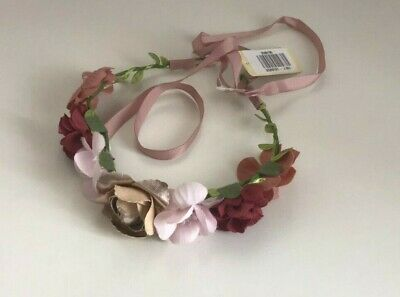 John Lewis & Partners Heirloom Collection Children's Flower Crown One Size