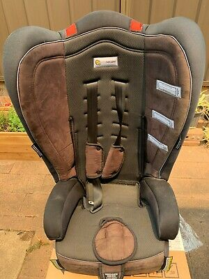 Infa Secure Convertible Child Seat CS7110 0-4 years Black