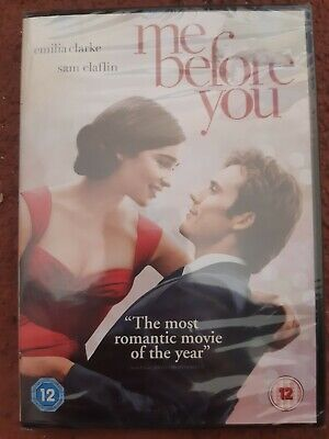 dvd movie, me before you