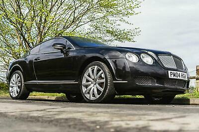 2004 Bentley Continental 6.0 W12 Auto Coupe PETROL Automatic