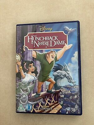 The Hunchback Of Notre Dame (DVD, 2002) Like New
