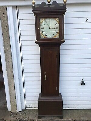 longcase/grandfather Clock