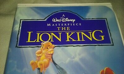 Disney Classics Lot. Cinderella, Lion King, The Fox And The Hound, Dumbo