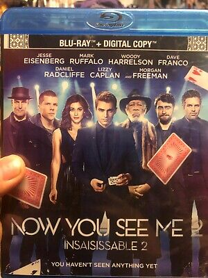 Now You See Me 2 Copy From Blu Ray NEW