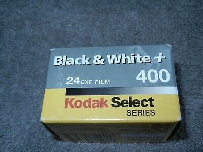 Kodak Select Series 400 35mm Black & White Film 24 Exp / Expired 06/2003 **NEW**