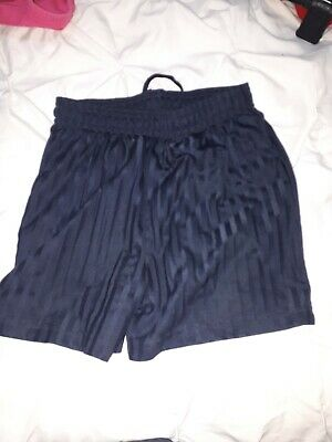black school.pe shorts age 5-6   #look##
