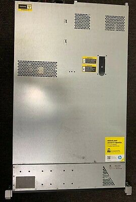 HP Proliant DL360p Gen 8 2x Xeon E5-2603v2 32GB Ram 2x 450GB HDD 2x Power Supply