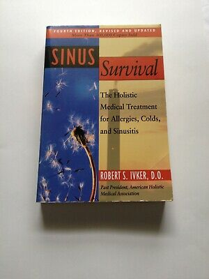 Book Sinus Survival - Allergies, Colds and Sinusitis