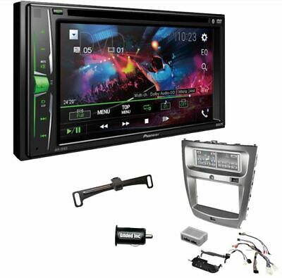 Scosche ITCLS01B Integrated Touch Control Dash Kit with Pioneer Double DIN Radio