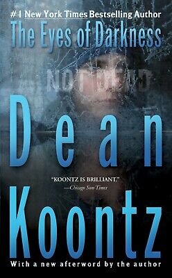 The Eyes of Darkness by Dean Koontz 1996 Download(PDF/E.pub) NOT PHYSICAL BOOK