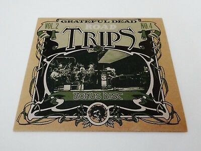 Grateful Dead Road Trips Cal Expo '93 Bonus Disc CD Vol. 2 No. 4 1993 Sacramento