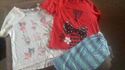 BRAND NEW - BUNDLE OF GIRLS CLOTHES - 3-4 YRS - box 7