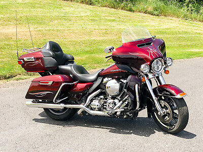 2015 Harley-Davidson Touring  2014 Harley-Davidson Electra Glide Ultra Classic Limited FLHTK 2-Tone w/ Extras!
