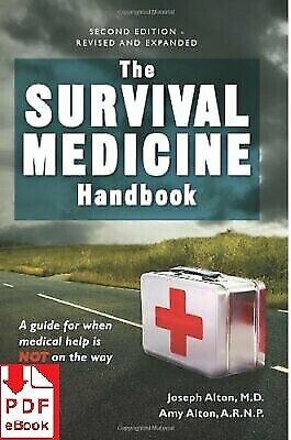 The Survival Medicine Handbook By Joseph Alton < P.D.F >  FAST ✔