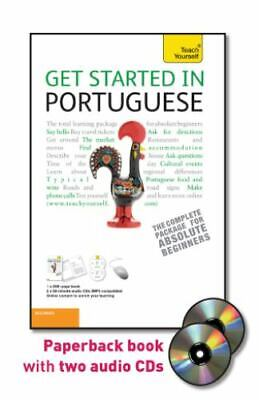 Get Started in Portuguese with Two Audio CDs: A Teach Yourself Guide (TY: Langua