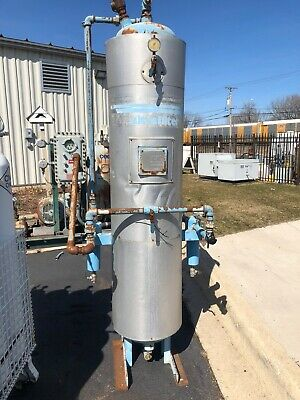 Single tower CNG Dryer Ultra Filter MAWP 150 psi