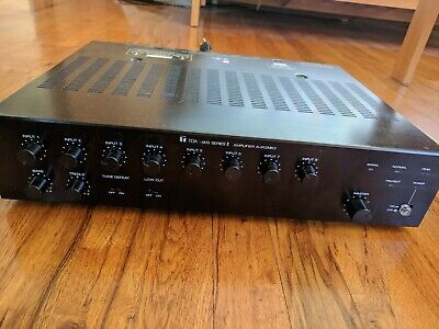 Toa 900 Series Ii Amplifier A-912Mk2