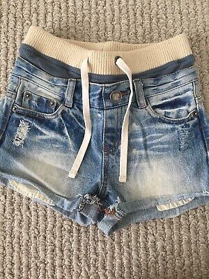Rock Your Kid Shorts Size 7