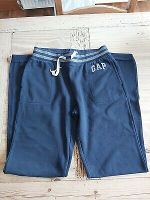 Girls Navy Gap Joggers Size XXL (14-16) Excellent condition