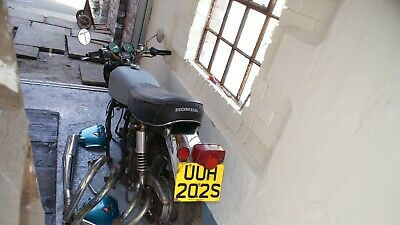 1978 Honda Cb750 K  Project Spares Or Repairs Barnfind Cafe Racer  Poss Delivery
