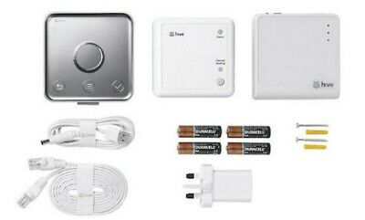 Hive Single or Twin Channel Thermostat, Receiver & Unregistered Hub