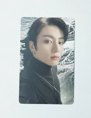 "BTS JungKook Official 2020 NEW Album "" MAP OF THE SOUL : 7 "" Official Photocard"