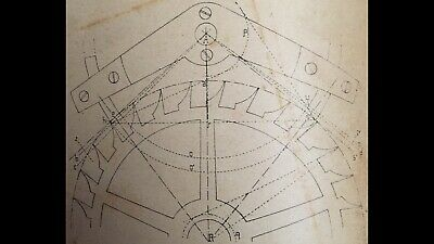 George Graham Anchor Escapement Rare French Booklet C1920 Clock Watch Horology