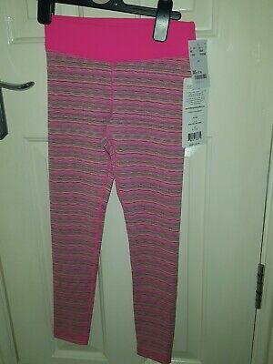 90 DEGREE BY REFLEX FITNESS LEGGINGS SIZE 7 yrs