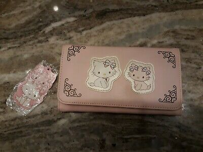 2006 Vintage Sanrio Charmmy Kitty Wallet new without tags checkbook discontinued