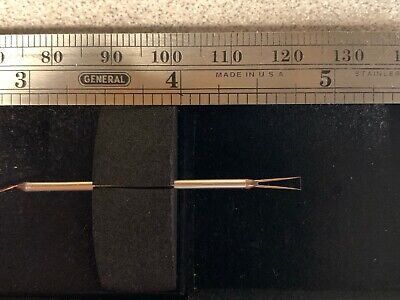 Custom-designed 10 micrometer hot-wire Subminiature Probe for Thermal Anemometry