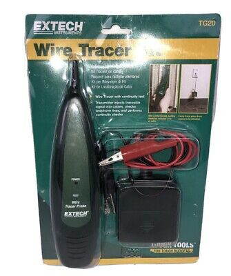 Extech Wire Tracer KIT TG20