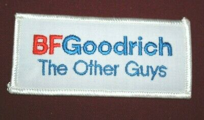 1970'S Vintage B.f. Goodrich Service Uniform Patch