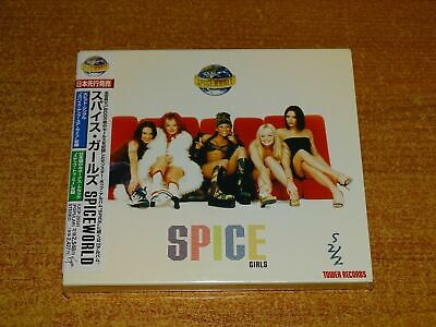 Spice Girls - SpiceWorld - Limited Edition for TOWER RECORDS JAPAN - Melanie C