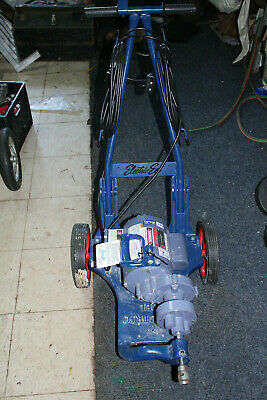 Electric Eel Model C Sewer & Drain Cleaning Machine