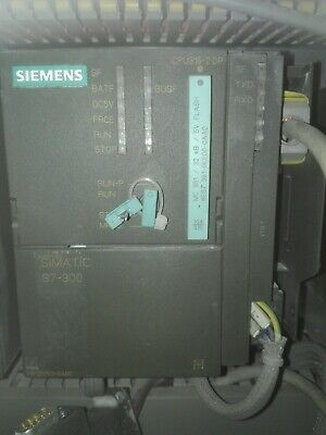 PLC Simatic Siemens S7-300 CPU 315-2 DP