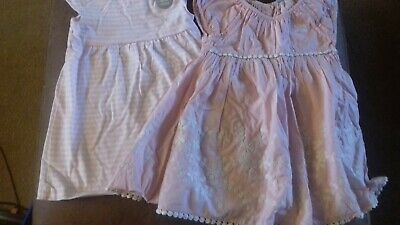 BRAND NEW - BUNDLE OF GIRLS CLOTHES - 6-9 MONTHS - tree bag