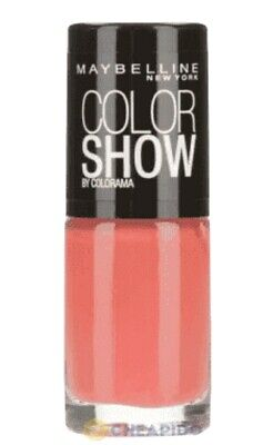 Maybelline New York Color Show 60 seconds Nail Polish  7ml - Corals up
