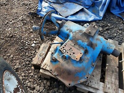 Fordson super major Tractor Hydraulic Top