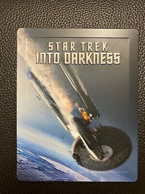 Star Trek Into Darkness, Blu Ray, Steelbook, In Perfect Condition