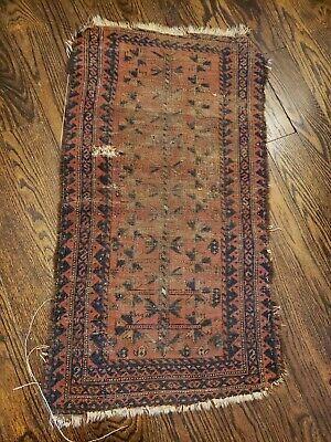 Very old Antique Prayer Rug