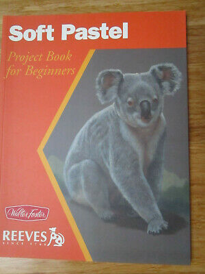 Soft Pastel  Project Book For Beginners By Walter Foster.