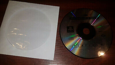 Sony Playstation 1 Ps1 - Crash Bandicoot 3 Warped #G71 *Disk Disc Only*