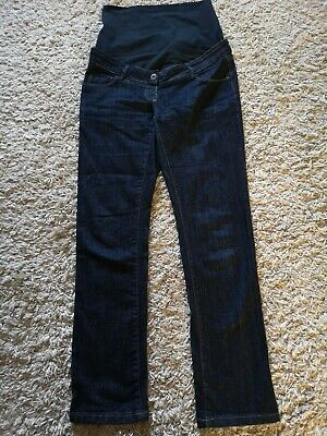 Next Maternity  Slim Over Bump Jeans Size 8