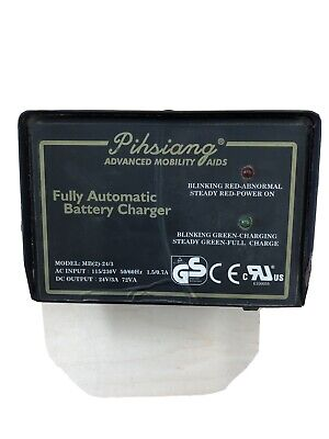 Shoprider Battery Charger MB(2)-24/3 Pihsiang