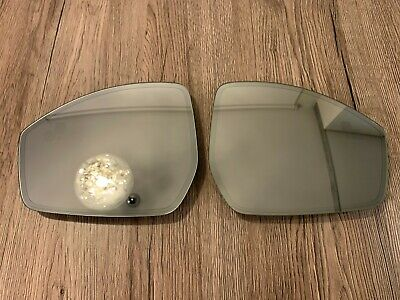 Volvo XC90 RH,LH Mirrors Glass Set with Heating /& Dimming /& Blind Zone Spot from