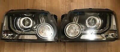 Land Rover Discovery 4 Facelift Xenon Led Signature Headlights Pair