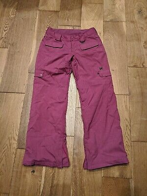 Women's DC Snowboarding Trousers, size Small