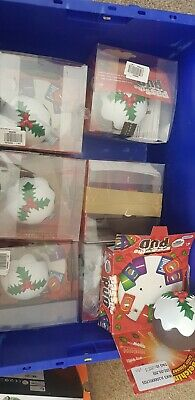 Joblot Toys Games Untested Customer Returns Xmas Pud
