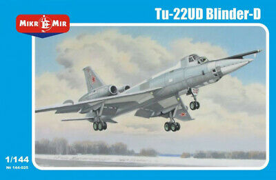 Anigrand Models 1//144 TUPOLEV TB-3 Bomber w//Parasite Fighters