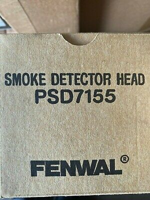 Fenwal PSD7155 Photoelectric Smoke Detector Brand New